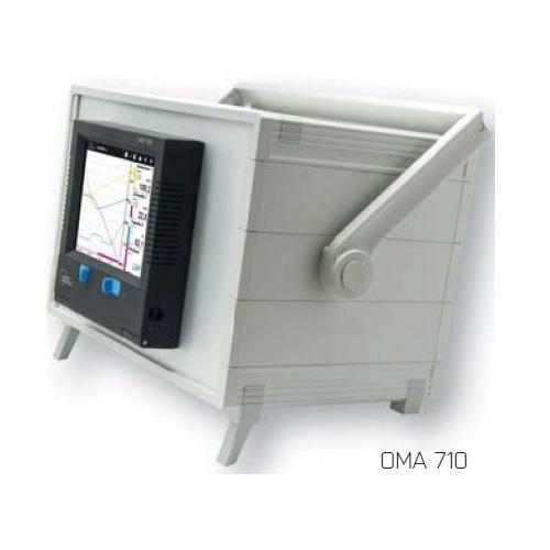 OMA710 - Boitier Laboratoire Pour Enregistreur Graphique Sans Papier - ADEL Instrumentation