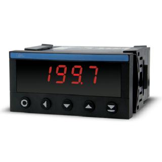 Afficheur numérique Tension et Courant Continu - OM352DC - Adel Instrumentation