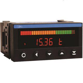 Bargraphe Horizontal 4-20mA 0-10V PT100 Thermocouple Température - OMB402UNI - ADEL Instrumentation