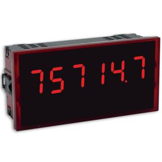 Compteur Fréquencemètre Totalisateur Chronomètre Codeur faible profondeur - OML643UQC - ADEL Instrumentation