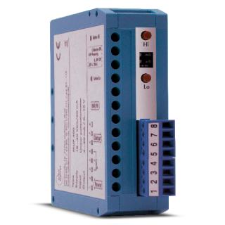 Convertisseur Conditionneur rapide 7500Hz Pont de Jauge OMX380T - ADEL Instrumentation