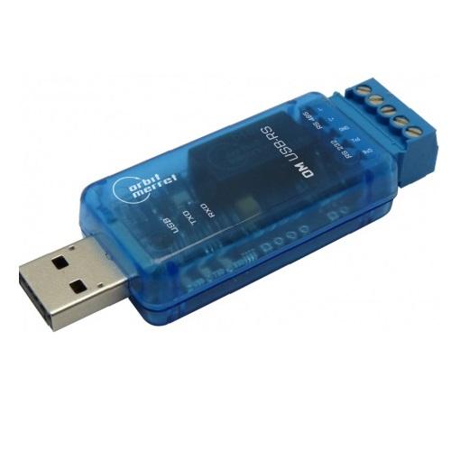 Convertisseur RS232 RS485 USB - Adel Instrumentation