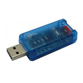 Convertisseur USB - OMLUSB - Adel Instrumentation