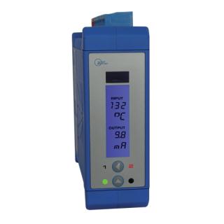 Convertisseur de signal 4-20mA - 0-10V - Thermocouple - PT100 - OMX100 - OMX102 - Adel Instrumentation