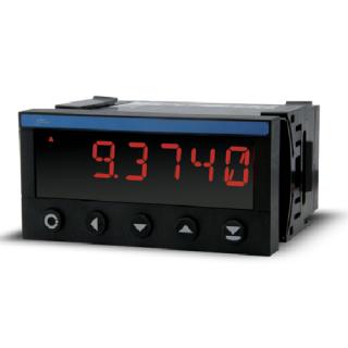 Indicateur Afficheur Intégrateur Process 4-20mA 0-10V - OM502I - ADEL Instrumentation