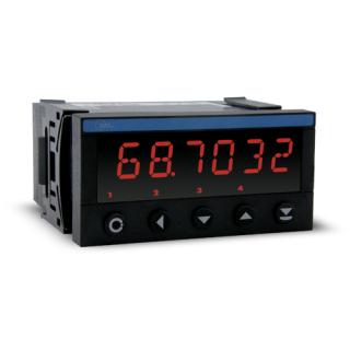 Indicateur Compteur Totalisateur Fréquence Codeur Quadrature - OM602UQC - ADEL Instrumentation