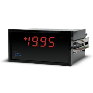 Indicateur afficheur numérique Process 0-20mA 4-20mA 0-10V - Adel Instrumentation