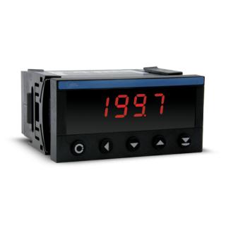 Indicateur afficheur numérique Process 4-20mA 0-10V Température - OM352UNI - Adel Instrumentation