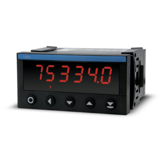 Indicateur linéarisateur 256 points Process 4-20mA 0-10V OM502LX - ADEL Instrumentation