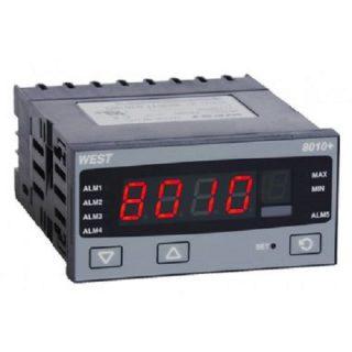 Régulateur 48 x 96 - Avec Relais à Seuil - P8010 - ADEL Instrumentation