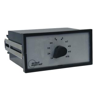 Sélecteur rotatif 4-20mA - 0-10V - Thermocouple - PT100 - OMA10S - ADEL INSTRUMENTATION