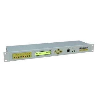 Surveillance des racks sur réseau ou serveur - RMC - ADEL Instrumentation
