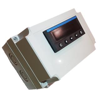 Jauge Electronique de Niveau de Cuve Fioul Volumix - ADEL Instrumentation