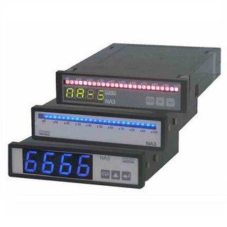 Bargraphe Horizontal 4-20mA – 0-10V – Température – ADEL Instrumentation