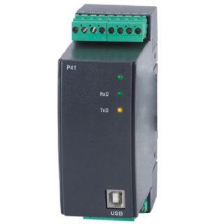 Transmetteur Convertisseur de Puissance Monophasé Sortie 4-20mA – 0-10V - P41 - ADEL Instrumentation