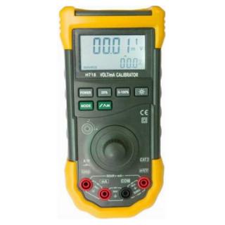 Calibrateur 4-20mA – 0-10 V – 0-100mV - H718- ADEL Instrumentation
