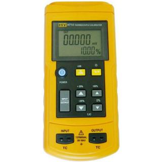 Calibrateur Thermocouple de Température TC - H714 – Adel Instrumentation