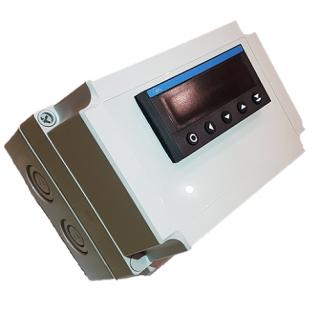 Boitier Mural Indicateur et Régulateur de Température WALLBOX - ADEL Instrumentation