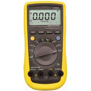 Multimètre Numérique ou Digital M - 9920- ADEL Instrumentation
