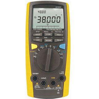 Multimètre Numérique ou DigitalTRMS - M-9930 - ADEL Instrumentation