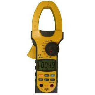 Multimètre Pince Ampéremétrique - M-3349 – ADEL Instrumentation