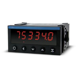 Indicateur Fréquence Totalisateur Codeur Quadrature - OM653UQC - ADEL Instrumentation