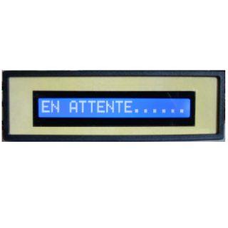 Afficheur de Message et de Défaut - ADEL Instrumentation