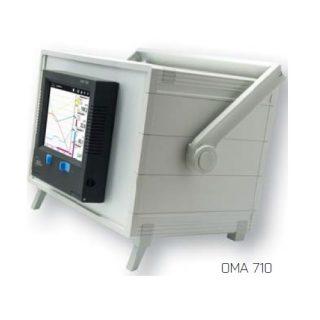 OMA710 Boitier Laboratoire Pour Enregistreur Graphique Sans Papier - ADEL Instrumentation