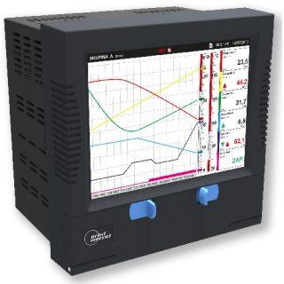 Enregistreur Graphique Universel Multivoie Capteur Quadrature OMR 700 - ADEL Instrumentation