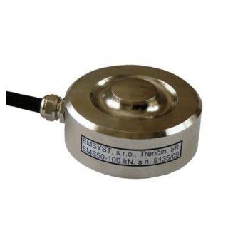 EMS50 – Capteur Miniature de Force en Compression – ADEL Instrumentation