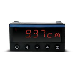 Indicateur pour Capteur de Deplacement LVDT – OM502LVDT – ADEL Instrumentation