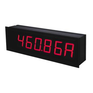 Grand Afficheur - Voltmètre et Ampèremètre Alternatif