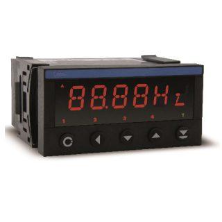Indicateur Numérique - Format 48x96 - Compteur Fréquencemètre Chronomètre