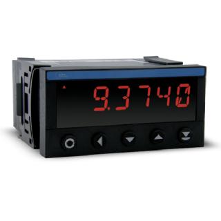 Indicateur Numérique - Format 48x96 - Intégrateur 4-20mA 0-10V