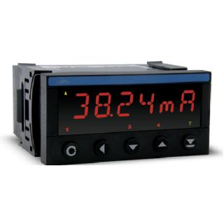 Indicateur Numérique - Format 48x96 - Process 4-20mA 0-10V