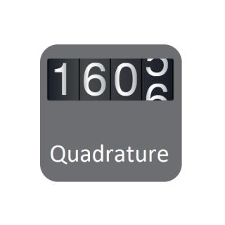 Compteur Quadrature