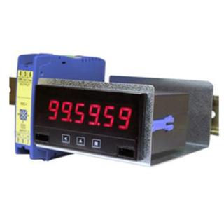 Adaptateur Rail-din Afficheur 48x96 - ADEL Instrumentation