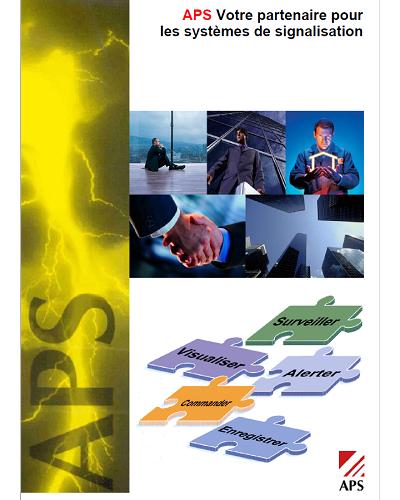 Catalogue Systèmes de signalisation - APS Systems - Adel Instrumentation