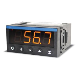 Indicateur Numérique - Format 48x96 - Hauteur Digits 20mm - Compteur Totalisateur Fréquencemètre - ADEL Instrumentation
