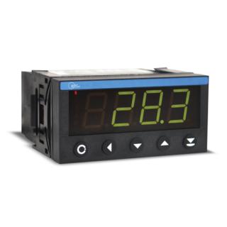 Indicateur Numérique - Format 48x96 - Hauteur Digits 20mm - Générateur 4-20mA 0-10V - ADEL Instrumentation