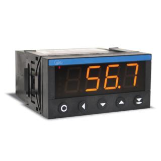 Indicateur Numérique format 48 x 96 - Hauteur Digits 20 mm - 1 à 4 Entrée - ADEL Instrumentation
